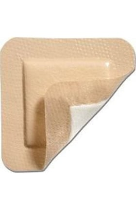 Mepilex Self Adherent Soft Silicone Bordered Foam Dressing