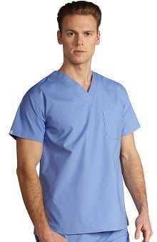 Iguanamed Unisex Stealth M-Series V-Neck Scrub Top