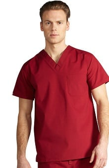 Clearance Iguanamed Unisex Stealth M-Series V-Neck Scrub Top