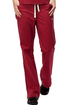 Clearance IguanaMed Women's Quattro Flare Leg Scrub Pant