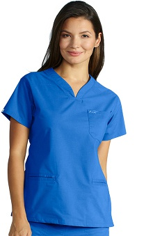 Iguanamed Women's Quattro M-Series V-Neck Scrub Top