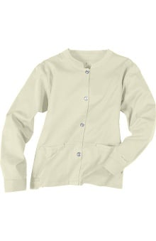 Clearance IguanaMed Women's Mandarin Collar Scrub Jacket