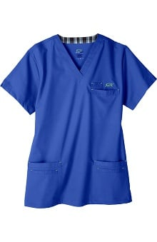 iguanamed: IguanaMed MedFlex II Men's Icon Solid Scrub Top