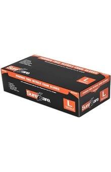 SureCare® Powder Free Nitrile High-Vis 6 MIL Exam Glove