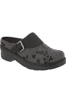 wide: Newport by Klogs Women's Austin Buckle Nursing Shoe