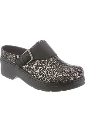 Clearance Newport by Klogs Footwear Women's Austin Buckle Nursing Shoe