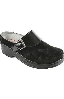 sale: Newport by Klogs Women's Austin Buckle Nursing Shoe