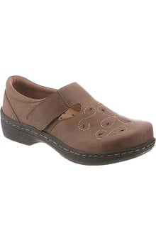 Villa by Klogs Footwear Women's Brisbane Adjustable Loop Clog