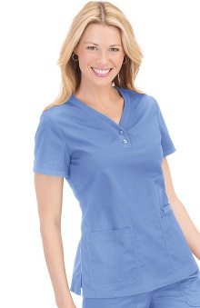 Clearance koi Comfort Women's Dolly V Neck Scrub Top