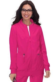 Clearance koi Comfort Women's Coco Zip Front Scrub Jacket