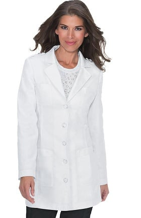 "koi Women's Veronica 33¼"" Lab Coat"