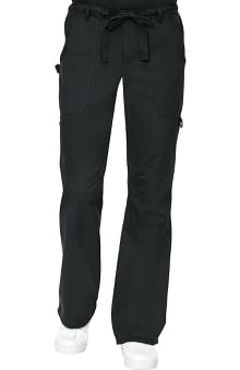 tall: Koi Happiness Men's James Zipper Fly Scrub Pants