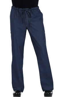 koi Men's Dylan With Velcro Closure Scrub Pant
