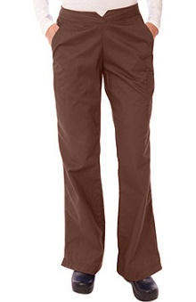 clearance10: Koi Happiness Women's Marissa Flat Front Scrub Pants