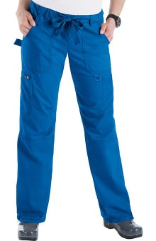koi Women's Lindsey Cargo Scrub Pants