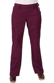 tall: koi Women's Sara Flat Front Flared Scrub Pants