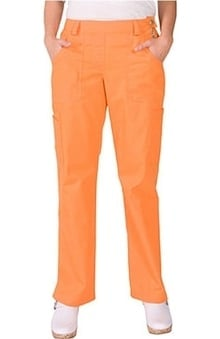 Clearance koi Women's Sara Flat Front Flared Scrub Pants