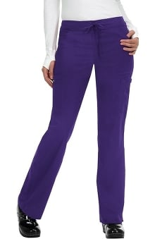 koi Women's Adele Lace-Up Front Scrub Pant