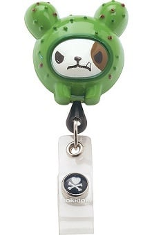 koi by tokidoki Women's Retractable ID Badge Reel