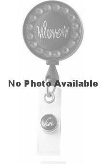 pink ribbon accessories: koi Accessories Women's Woven Retractable Badge