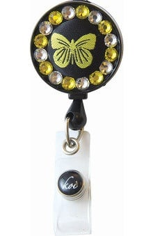 Clearance koi Accessories Women's Woven Retractable Badge