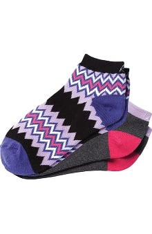 koi Accessories Women's 2-Pack Ankle Sock