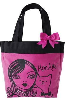 pink ribbon accessories: koi Accessories Women's Tote Bag
