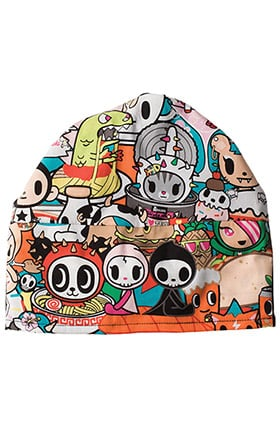 koi by tokidoki Women's Moisture Wicking Character Print Surgical Hat