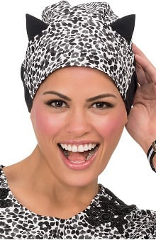 koi Accessories Women's Cat Ear Surgical Hat