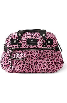 koi Accessories Women's Cheetah Print Utility Bag