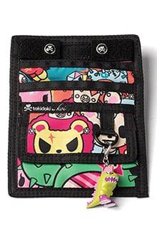 koi by tokidoki Character Print Pocket Organizer
