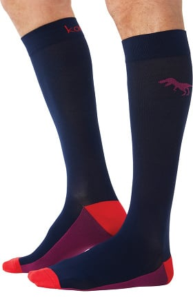 koi Accessories Men's 8-15 mmHg Compression Socks