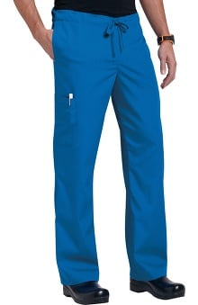 Orange Standard Unisex Huntington Classic Scrub Pant
