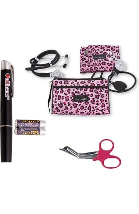 Koi Accessories ADC® Stethoscope & Blood Pressure Set with Allheart Penlight & Scissors Kit