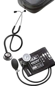 3M™ Littmann® Classic II SE Stethoscope with ADC Phosphyg Sphygmomanometer Kit