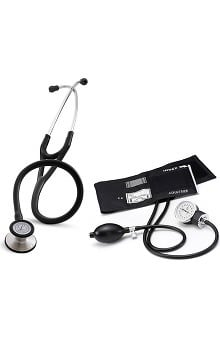 Stethoscopes new: 3M Littmann Cardiology Stethoscope with Adult Size Prestige Blood Pressure Monitor Kit