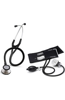 3M™ Littmann® Cardiology III™ Stethoscope with Prestige Medical Basics Sphygmomanometer Kit