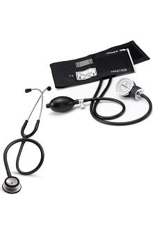 Stethoscopes new: 3M Littmann Classic Stethoscope and Prestige Adult Blood Pressure Monitor Kit