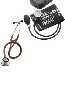 3M™ Littmann® Cardiology III™ and ADC Phosphyg Sphygmomanometer Kit