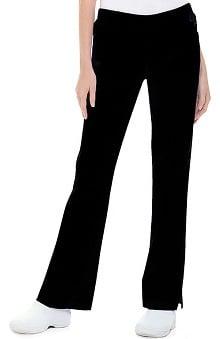 Landau Women's Modern Fit Flare Leg Scrub Pant