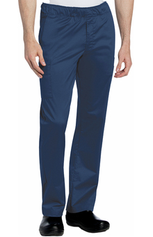 3XL: Landau Smart Stretch Men's Elastic Waist Contemporary Fit Cargo Pant with Stretch