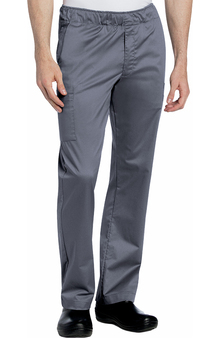 tall: Stretch Men's by Landau Elastic Waist Contemporary Fit Cargo Scrub Pant