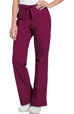 Landau Women's Updated Cargo Scrub Pant