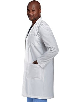 Landau Men's Five Button Lab Coat