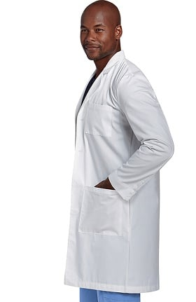 "Landau Men's Five Button 41½"" Lab Coat"