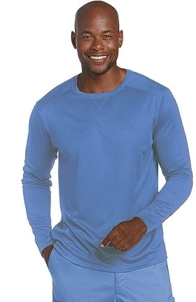 Clearance Landau Men's Basic Long Sleeve T-Shirt