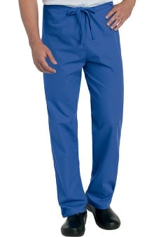 4XL: Landau Unisex Classic Fit Reversible Drawstring Scrub Pants