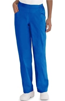 tall: Landau Women's Natural Fit Flat Front Scrub Pants