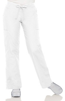 Clearance Landau Women's Modern Fit Trends Cargo Scrub Pants