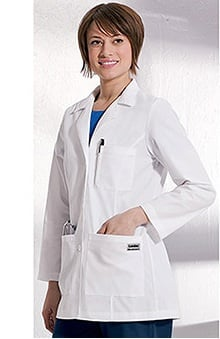 LGE: Landau Women's Antimicrobial Lab Coat